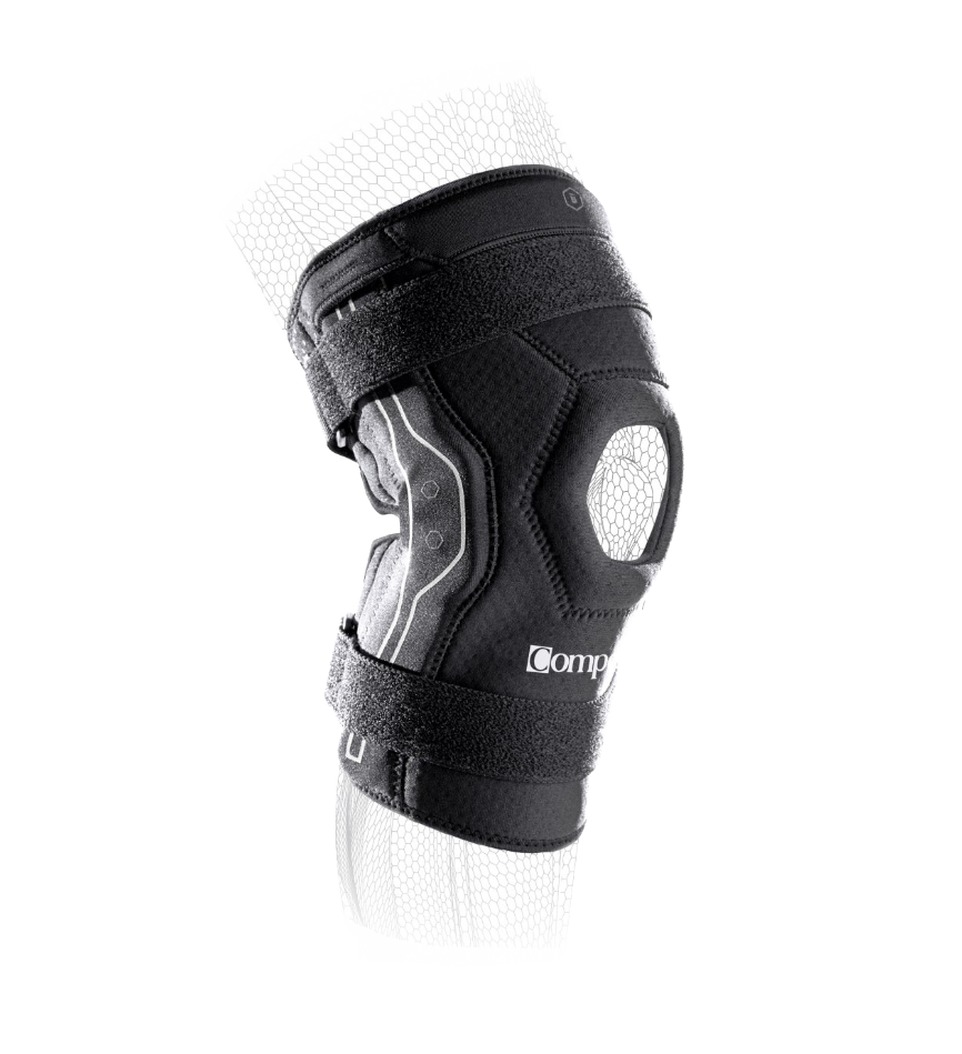 Bionic kolano - Stabilizator na kolano Compex BIONIC KNEE