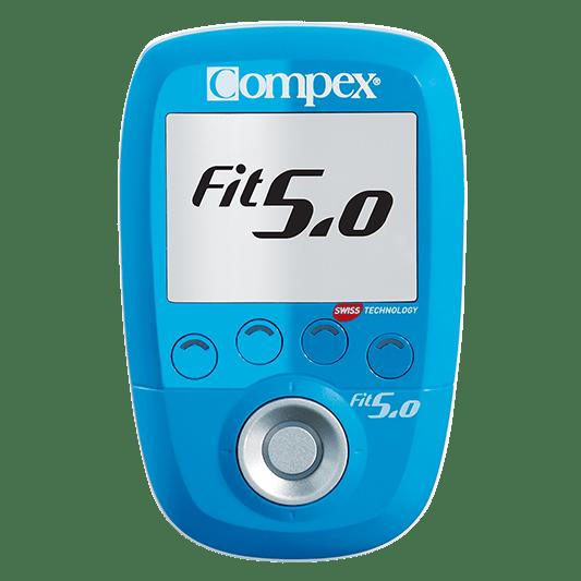 Elektrostymulator Compex FIT 5.0 + 2 paczki elektrod GRATIS!!!