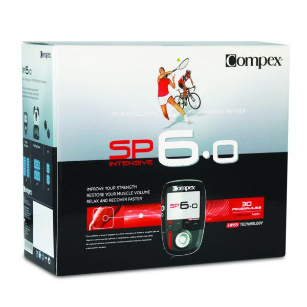 Elektrostymulator Compex SP 6.0 karton