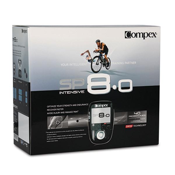 Elektrostymulator Compex SP 8.0 karton
