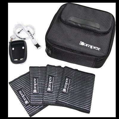 Pakiet akcesoriów Elektrostymulator Compex SP 6.0