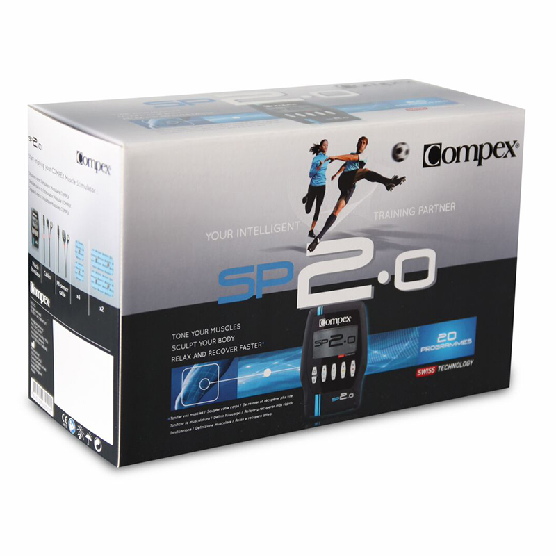 Elektrostymulator Compex SP 2.0 karton