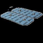 compex elektrody samoprzylepne podwójny klips 5x10 cm paczka
