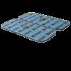 compex elektrody samoprzylepne pojedynczy klips 5x10 cm paczka
