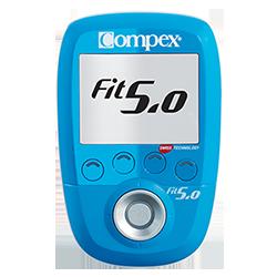 Elektrostymulator z programami do odchudzania Compex Fit 5.0