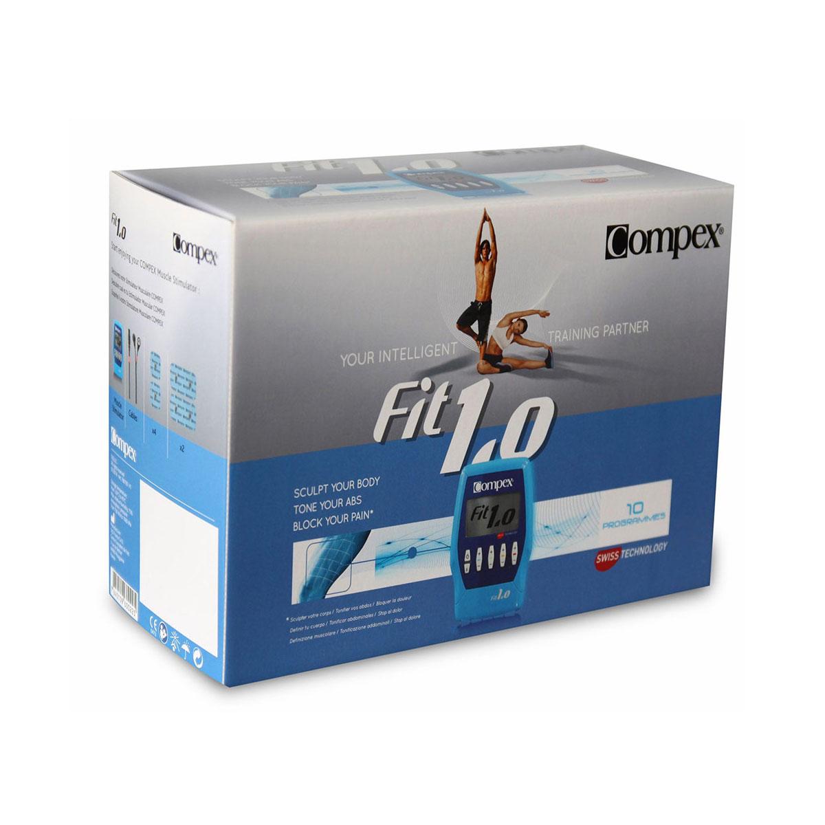 Elektrostymulator Compex FIT 1.0 karton