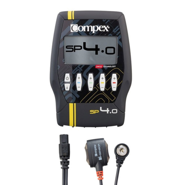 Elektrostymulator Compex SP 4.0 akcesoria sensory