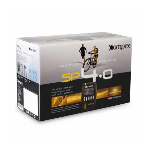 Elektrostymulator Compex SP 4.0 karton