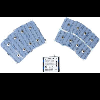 Bateria i elektrody Compex