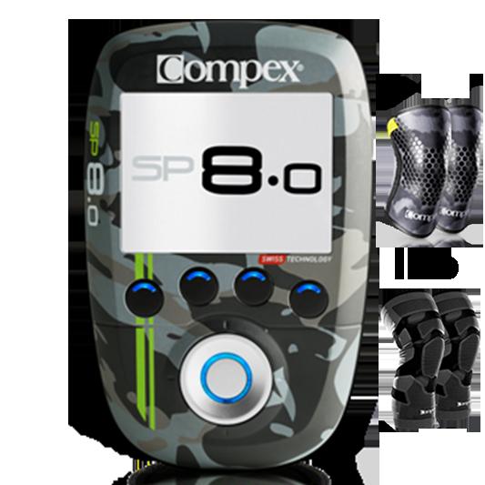Elektrostymulator-Compex-SP-8.0 edycja WOD - WOD EDITION CROSSFIT