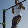 Trening Stabilizator na kolano Compex Power Knee Sleeve 5 mm