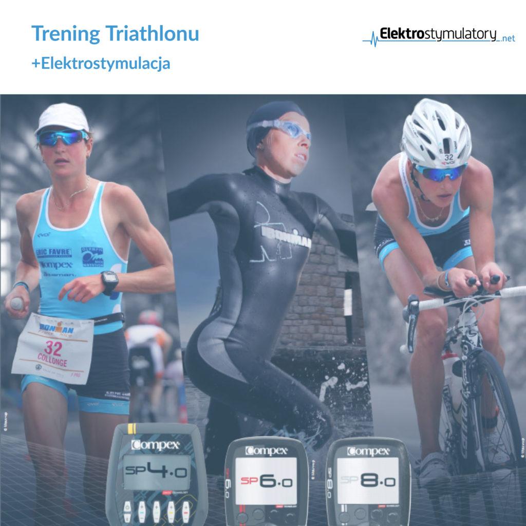 triathlon trening elektrostymulacja