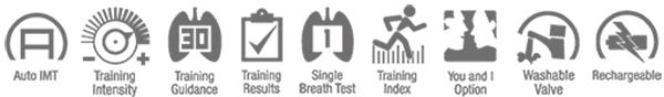 Funkcje trenażera oddechowego powerbreathe K 2