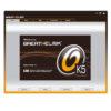 Trenazer oddechowy PowerBreathe K5 oprogramowanie breatheLINK ekran
