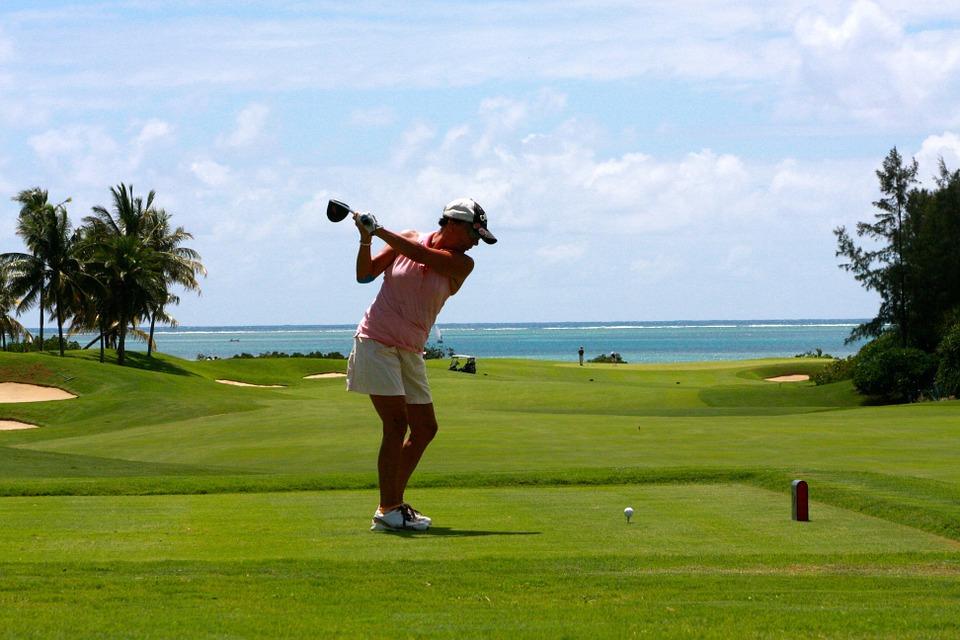 trening w golfa