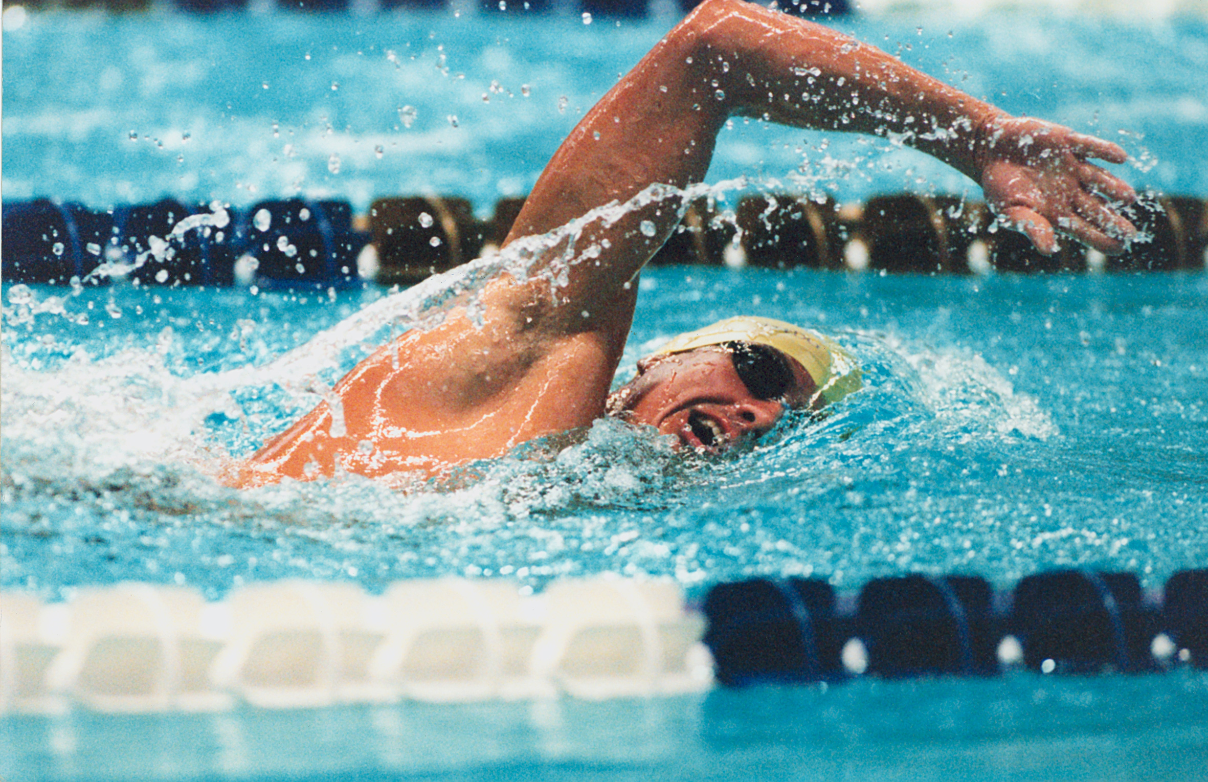 pływanie plan treningowy