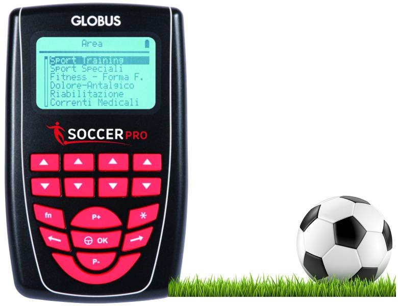 elektrostymulator globus soccer pro