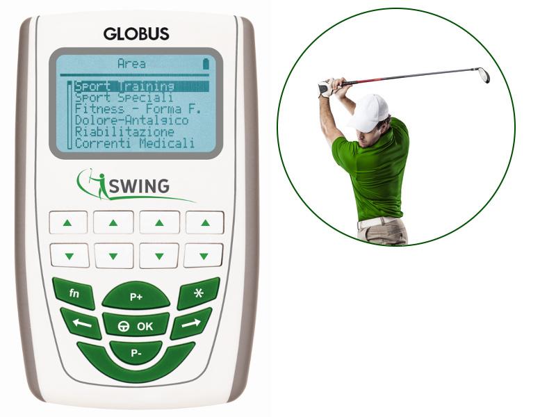 elektrostymulator globus swing