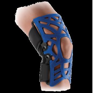 niebieski stabilizator na kolano donjoy reaction brace elektrostymulatory
