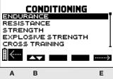 compex conditioning