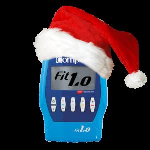 elektrostymulator compex FIT 10 promocja swiateczna na nowy rok elektrostymulatory_net