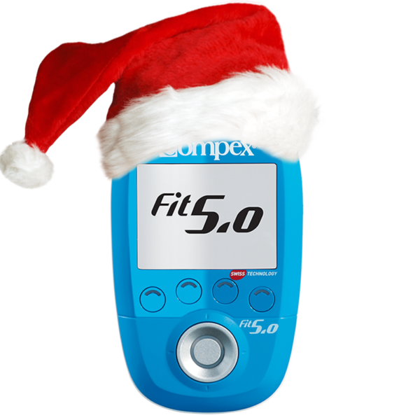 elektrostymulator compex FIT 50 na prezent promocja na swieta elektrostymulatory_net