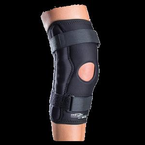 stabilizator na kolano DonJoy SPORT HINGED Sleeve - zamknięty - rękaw