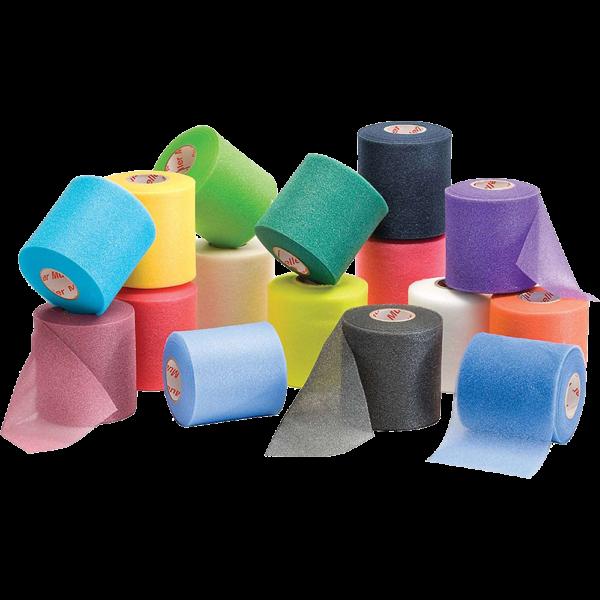 Podkład gąbkowy Foam Underwrap pod plaster sportowy