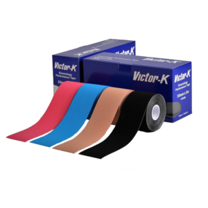 Taśma kinezjologiczna Victor K-tape Latex Free