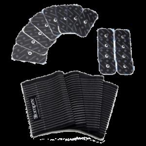 Komplet elektrod Compex CORE - ABS - Zdrowe Plecy