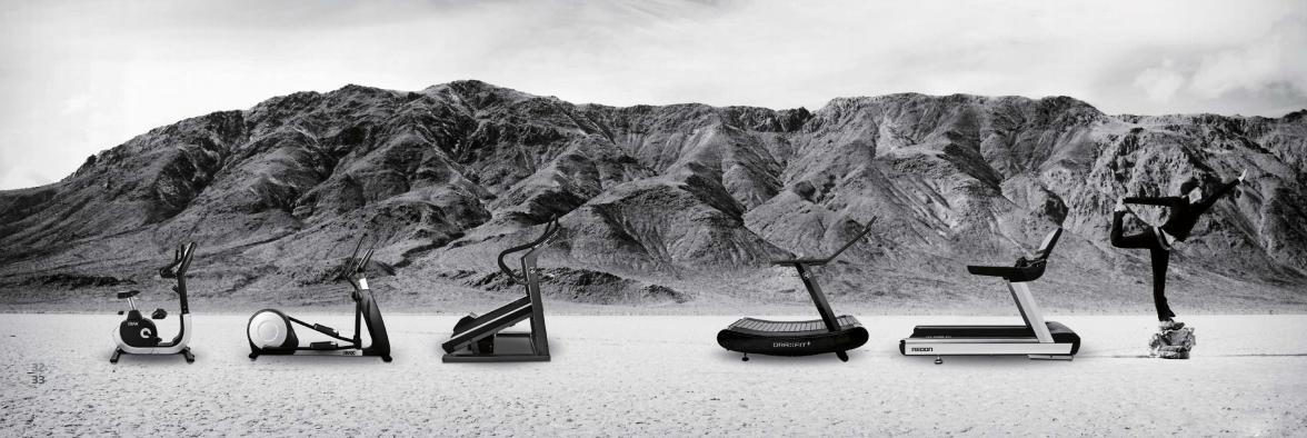 Drax Fitness - Sprzet Cardio zbudowany na bazie badan naukowych - bieznie eliptyki rowery ergometry