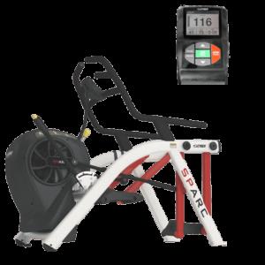 Sparc-cybex-trening-obowdowy-trening-cardio-bieznia-cross-biały