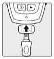 kabel powerbreathe ładowanie