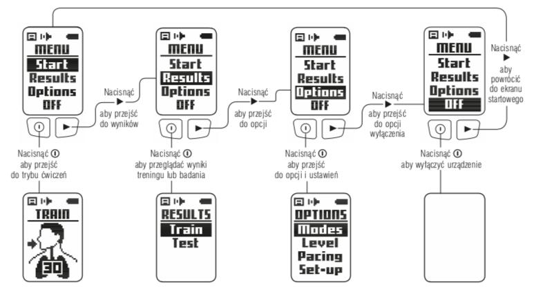 system menu powerbreathe