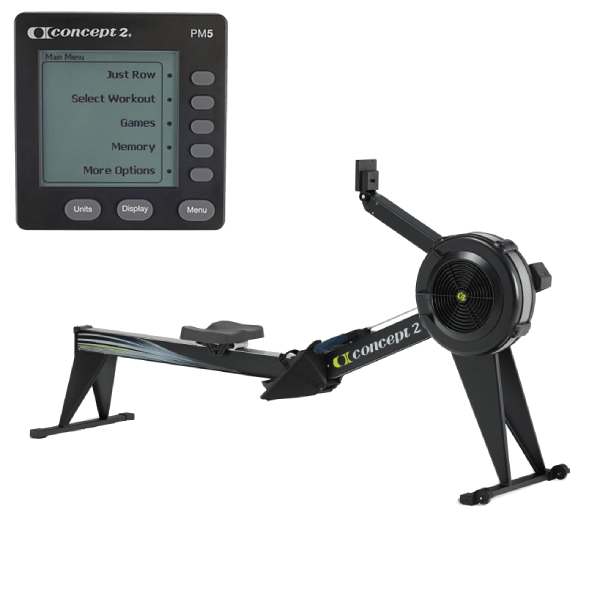 concept-2-trening-cardio-trening-fitness-czarny
