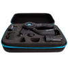 zawartość walizki compex fixx masazer 1.0