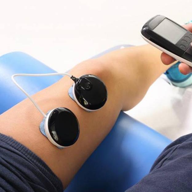 wypozycz elektrostymulator compex - rehabilitacja ACL