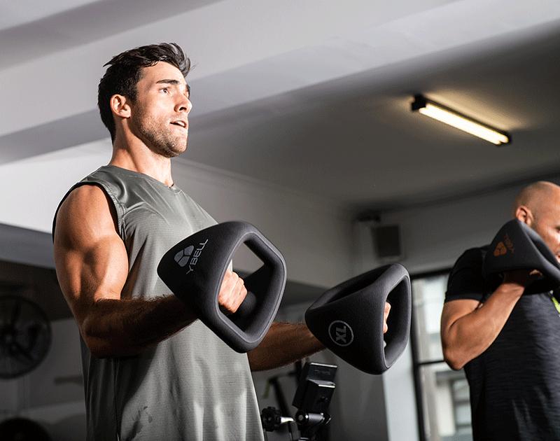 Ybell trening bicepsów