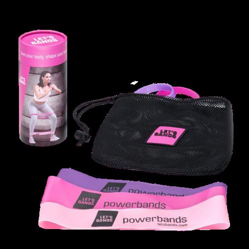 Powerband-lady-zestaw gum-do-cwiczen-dla-kobiet