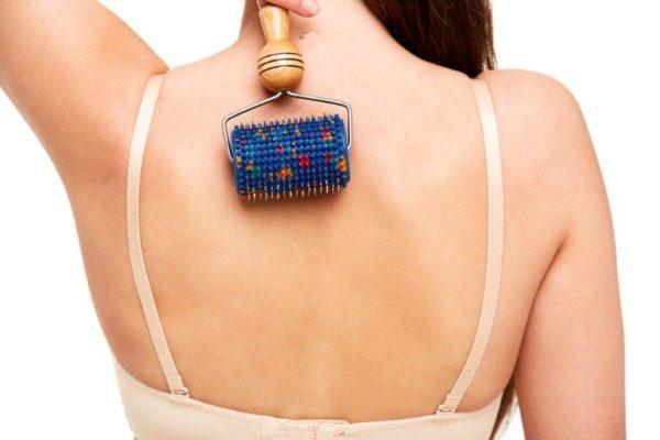 wałek Lyapko do masażu pleców
