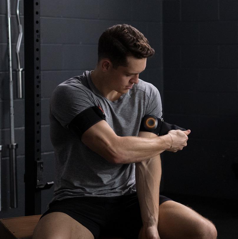 trening okluzyjny dla mężczyzn