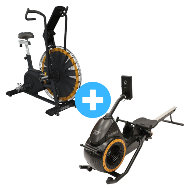 pakiet octane fitness Airdynex + Octane RO do treningu hiit i treningu cardio
